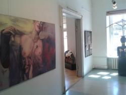 Pärnu Art Summer. Master and Margarita. Pärnu City Gallery