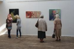 Näitus Kingitus Pärdile, Paide Kultuurikeskus|